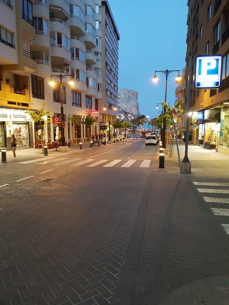 Centrum Calpe