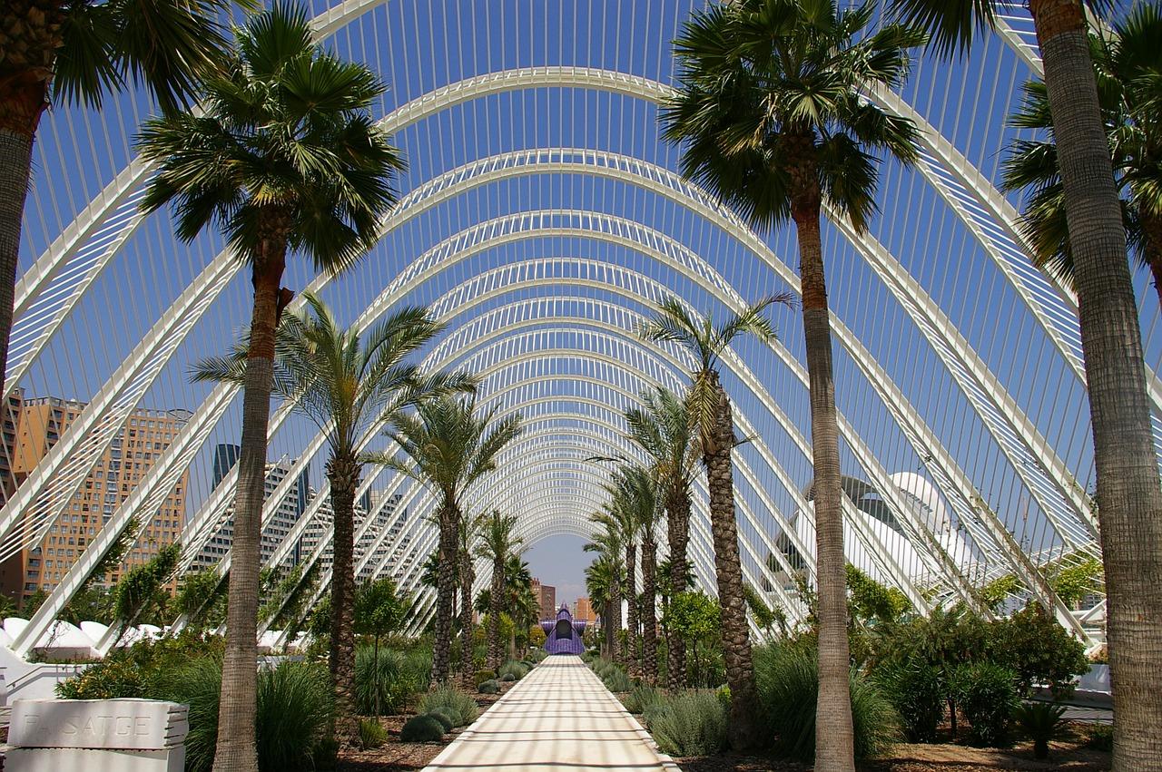 Valencia-Turia Tuinen