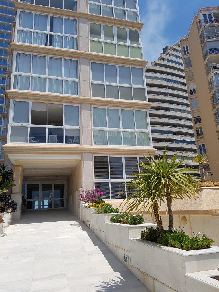 vakantieappartement Spanje - Calpe 6-personen