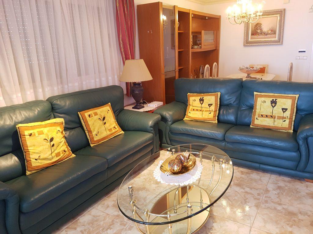 woonkamer-Vakantieappartement-Spanje